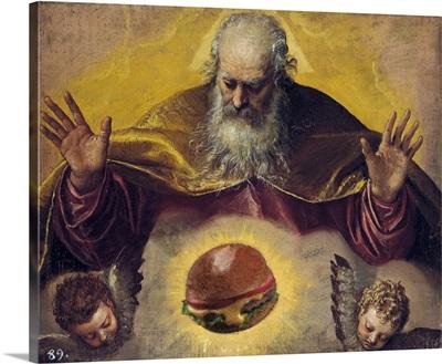 Modern Classic - Angelic Burger