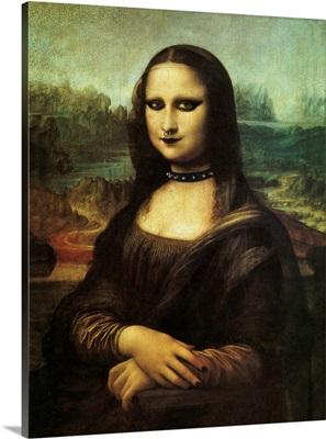 Modern Classic - Gothic Mona