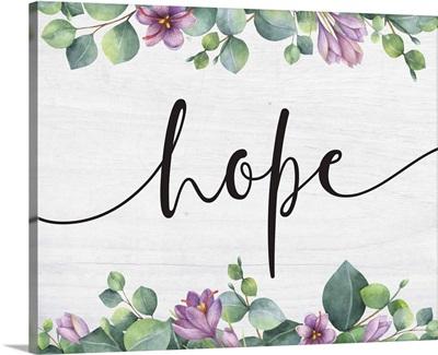 Modern Faith - Hope Floral