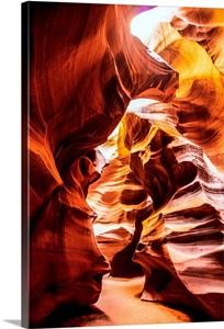 Antelope Canyon Wall Art Canvas Prints Antelope Canyon Panoramic Photos Posters Photography Wall Art Framed Prints Amp More Great Big Canvas