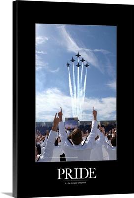 Navy Poster: Pride