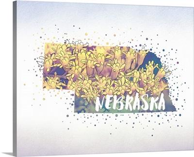Nebraska State Flower (Goldenrod)
