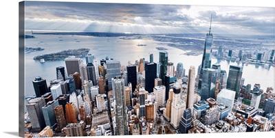 New York City Financial District III