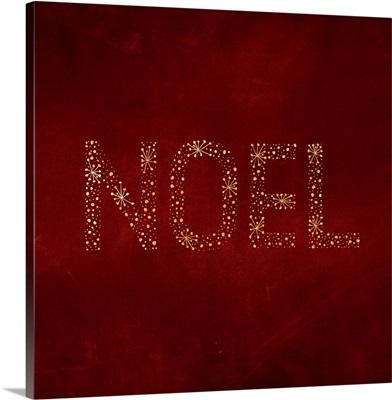 Noel Starburst - Red