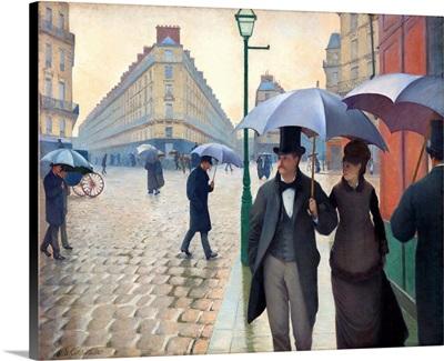 Paris Street: Rainy Day