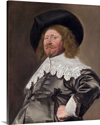 Portrait of a Man, Possibly Nicolaes Pietersz Duyst van Voorhout