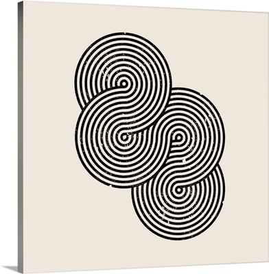 RetroGeo - Swirls II