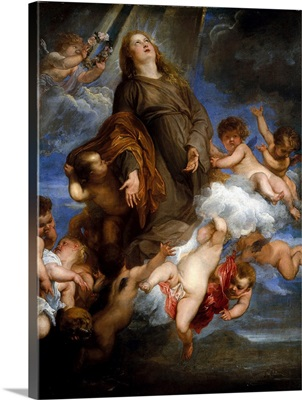 Saint Rosalie Interceding for the Plague-stricken of Palermo