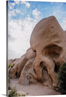 Skull Rock, Joshua Tree National Park, California