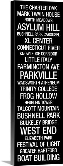 Subway Roll: Hartford, Connecticut