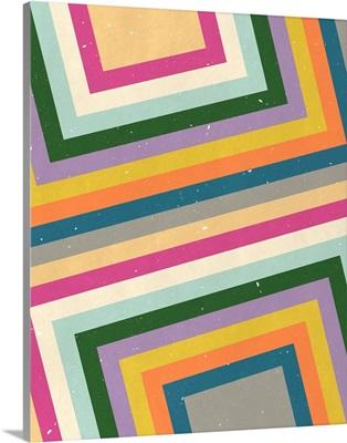 Technicolor Eclectic Lines I