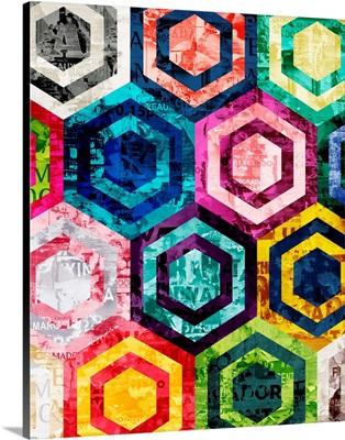 Technicolor Hexagons
