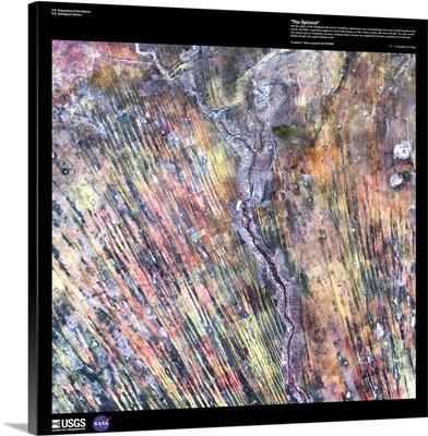 The Optimist - USGS Earth as Art