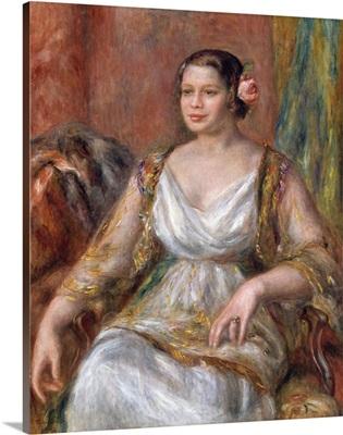 Tilla Durieux (Ottilie Godeffroy, 1880-1971)