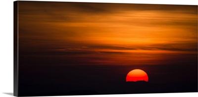 Tuscan Sunset, Tuscany, Italy, Europe II