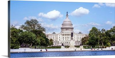 Ulysses S. Grant Memorial, US Capitol Building, Washington DC