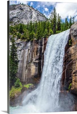 Vernal Falls, Yosemite National Park, Calfornia