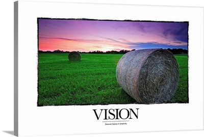 Vision: Discover beauty in simplicity.