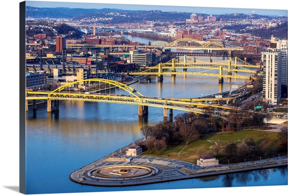 Cool Pittsburgh Wall Art
