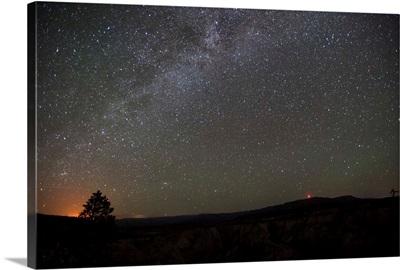 Zion National Park Night Sky
