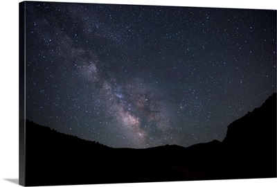 Zion National Park Night Sky - Milky Way