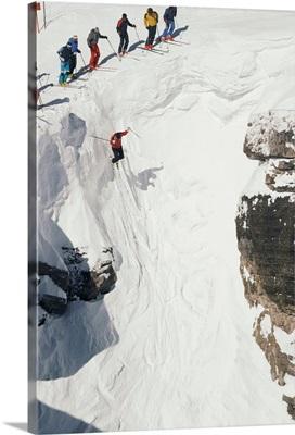 Rendezvous Mountain, Jackson Hole Ski Resort, Wyoming