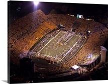 Aerial View of Memorial Stadium