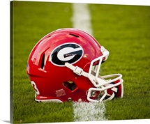 Georgia Bulldogs Football Helmet