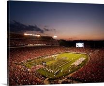 Georgia: Sunsets Over Sanford Stadium