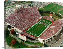 Indiana University Pictures Aerial of The Rock