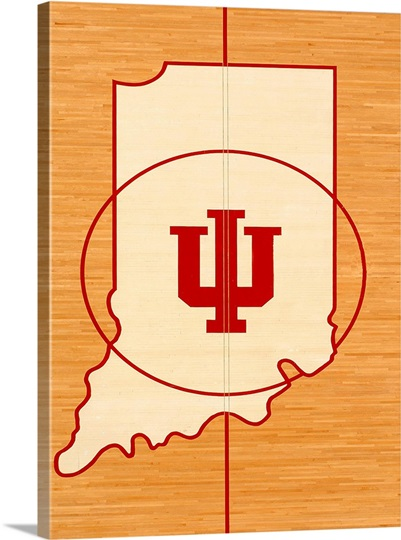 Indiana University Pictures The Floor in Assembly Hall