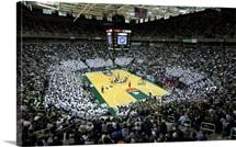 MSU Photographs Basketball Rivals