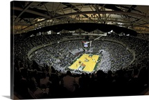 MSU Pictures Capacity Crowd at Breslin Center