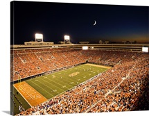 Oklahoma State: Boone Pickens Stadium Under the Lights