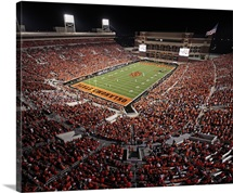 Oklahoma State Cowboys and the Texas Tech Red Raiders at Boone Pickens Stadium
