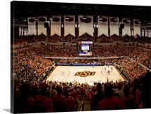 Oklahoma State Cowboys: Gallagher-Iba Arena