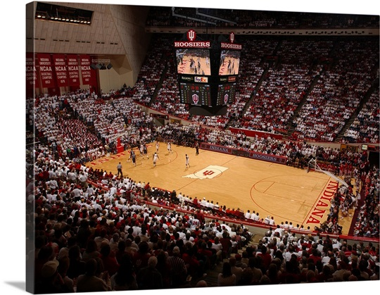 Packed House at IUs Assembly Hall