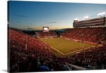 Utah Photographs A Full Rice Eccles Stadium