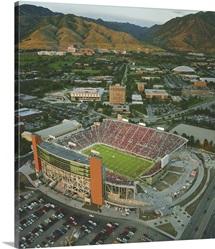 Utah Pictures Rice Eccles Stadium
