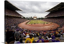 UW Pictures A Packed House in Husky Stadium