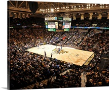 Wake Forest, ACC, Lawrence Joel Coliseum