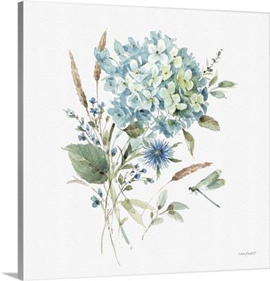 Bohemian Blue 03 On White