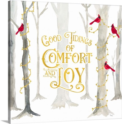 Christmas Forest I - Good Tidings