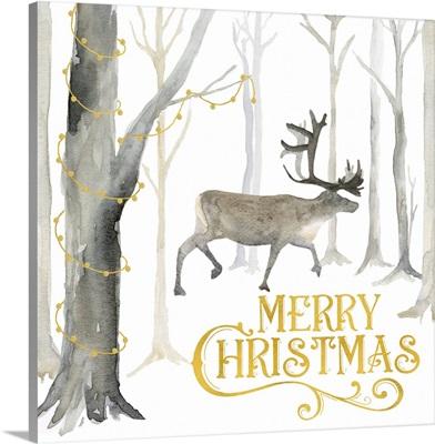 Christmas Forest II - Merry Christmas