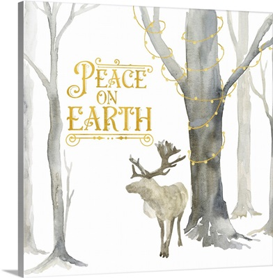 Christmas Forest III - Peace on Earth
