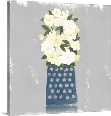 Contemporary Flower Jar I