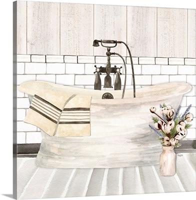 Farmhouse Bath I Tub