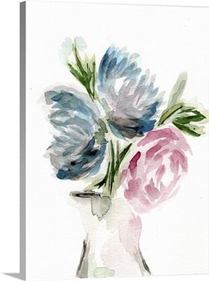 Floral Vase I