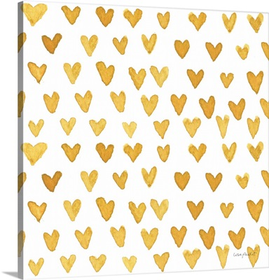 Happy Yellow 24 On White