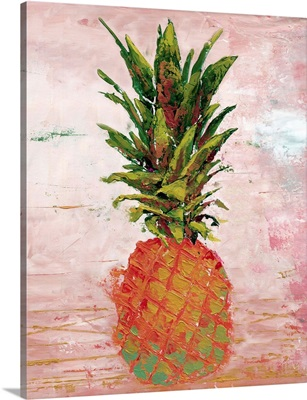 Painted Pineapple II